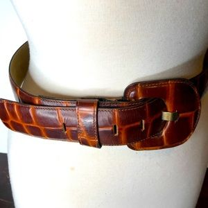 ECHO BELT MADE IN ITALY